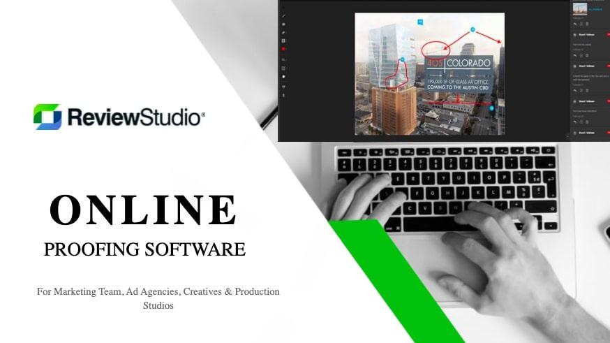 Online Proofing Software