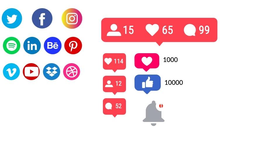 Social-Media-Likes-followers