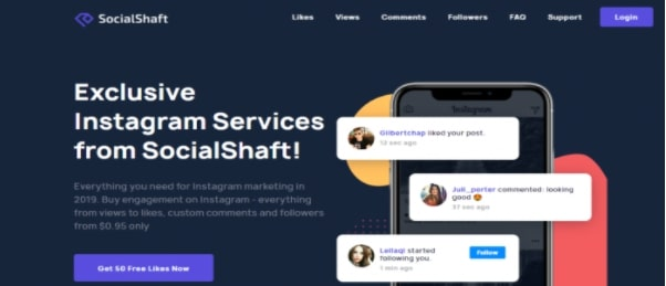 Social-Shaft