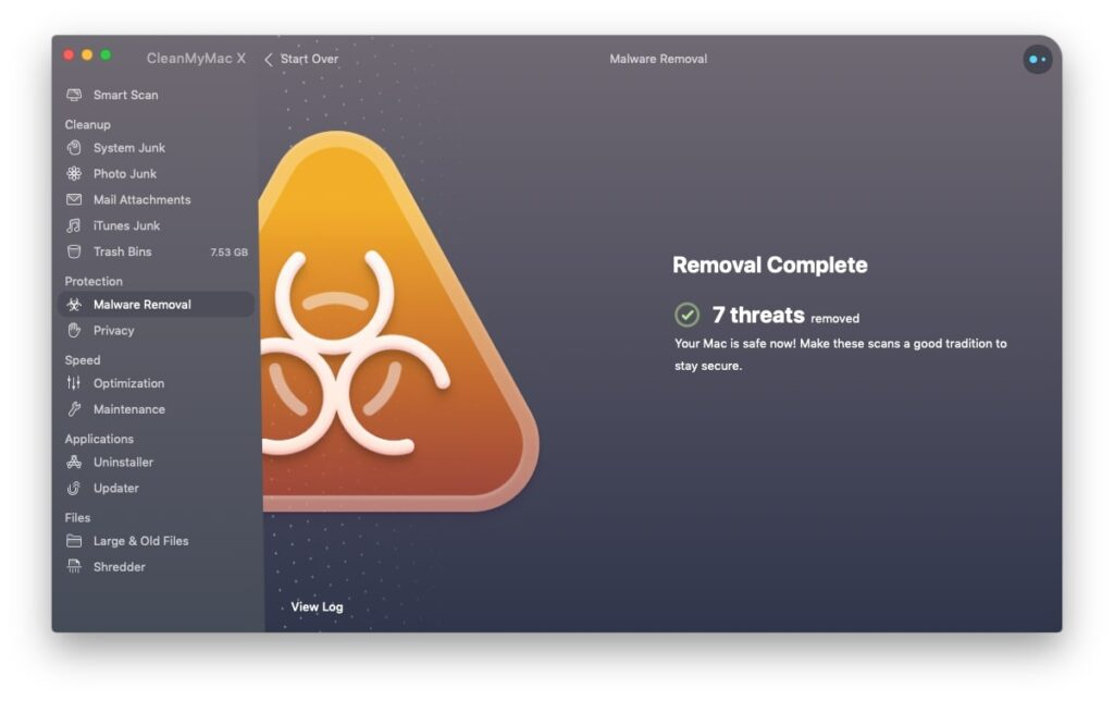 Malware-Removal