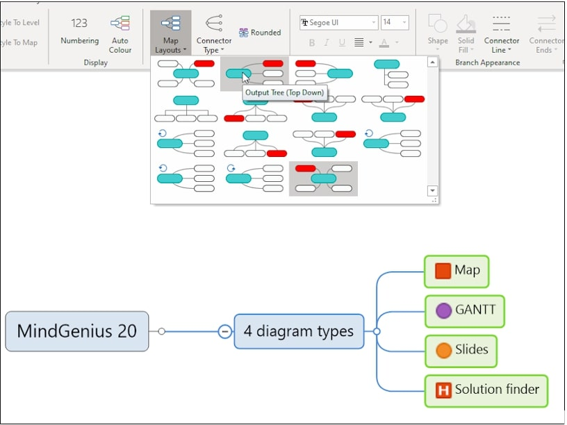 Mind-Mapping-Tool