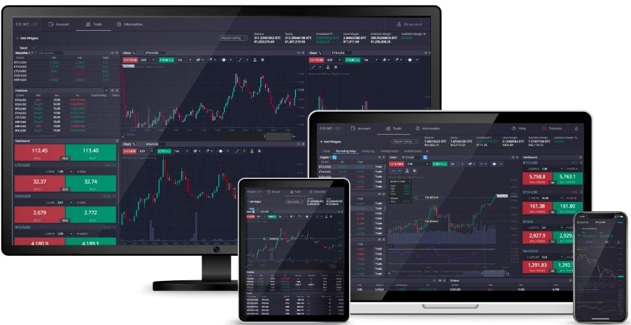 Prime XBT Trading Platform