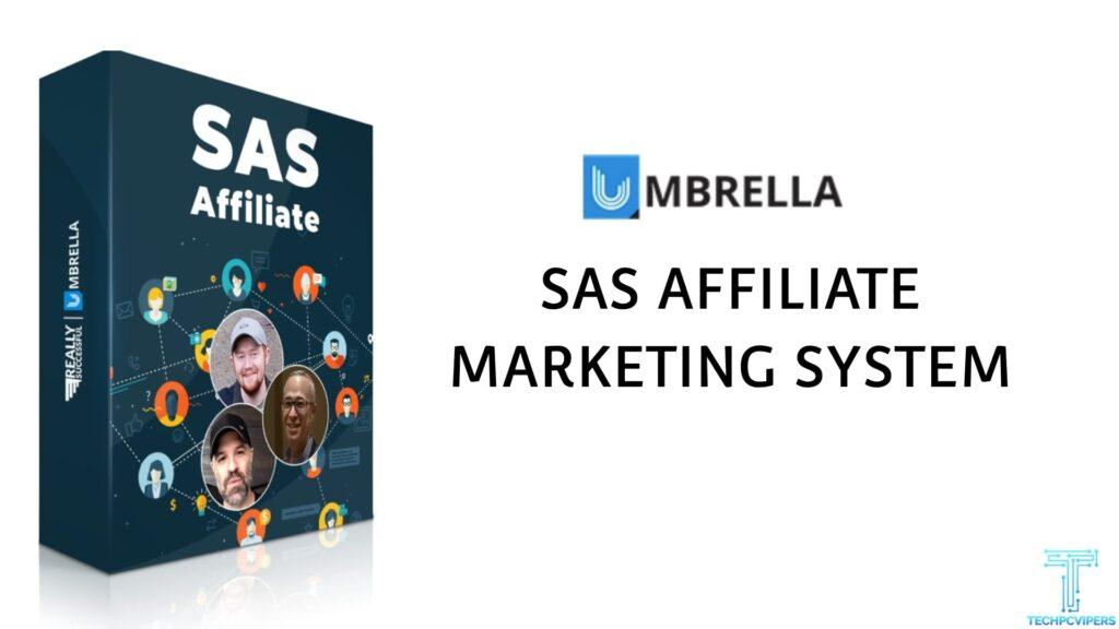 SAS Affiliate Marketing System
