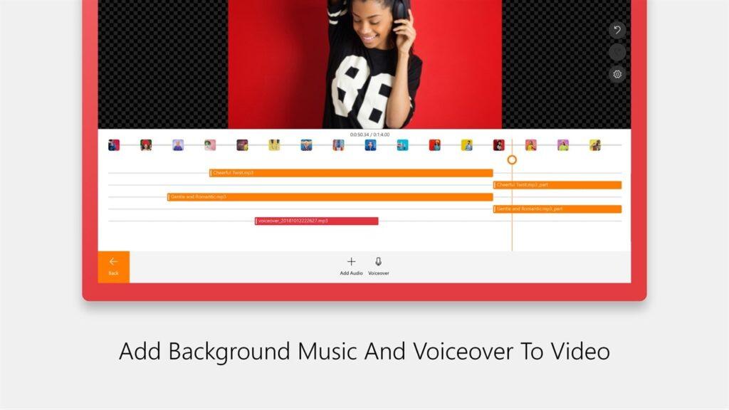 Add Background Music