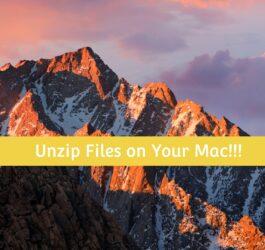 Maczip-Best-Extraction-Tool