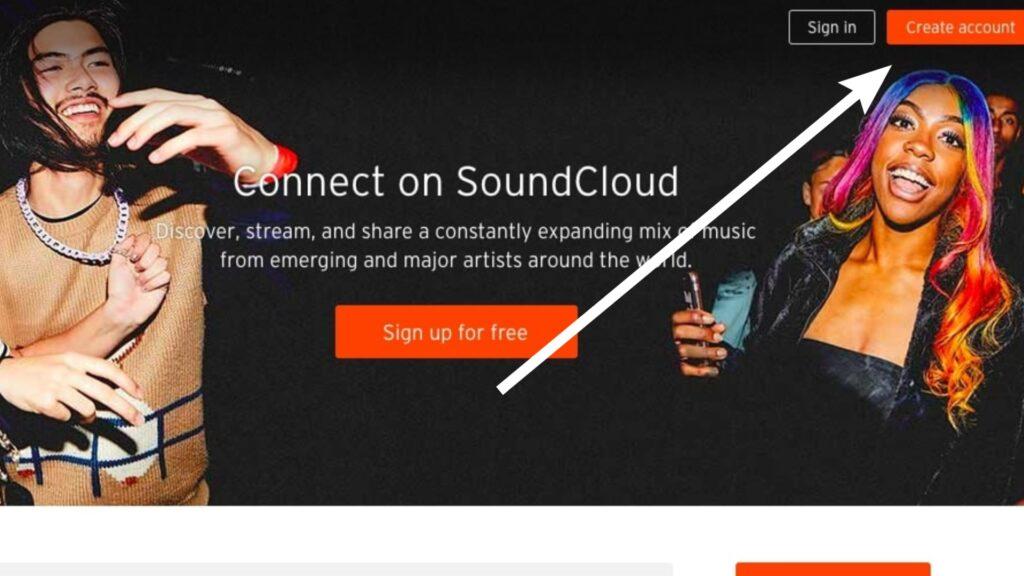 Soundcloud-account-creation