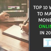 Top-10-ways-to-make-money-online-in-2021