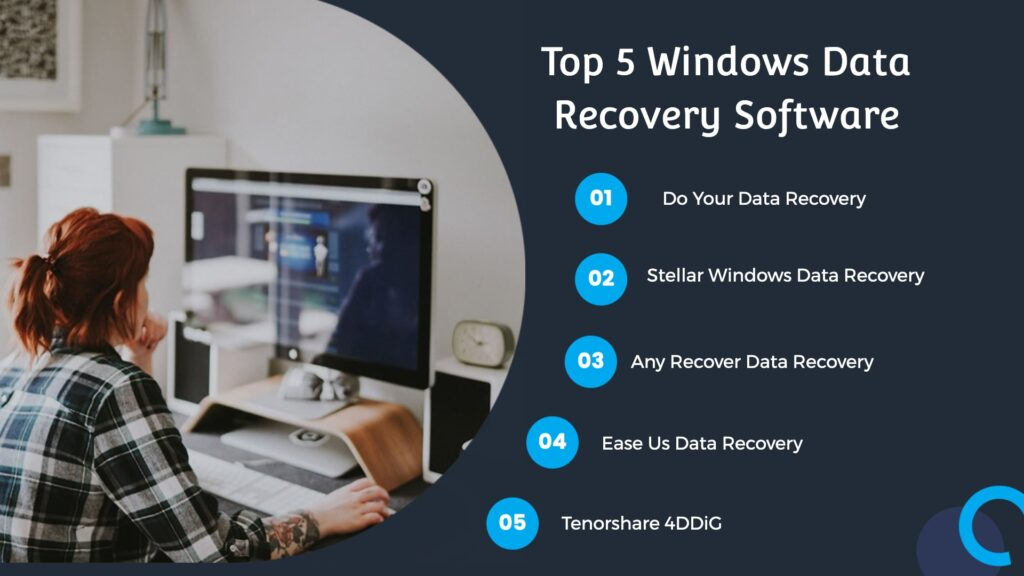 Top 5 Windows Data Recovery Software