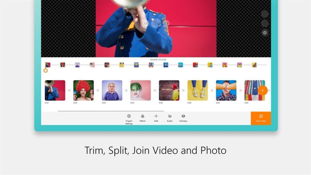 Trim/Split