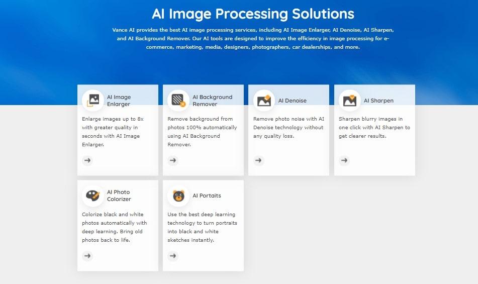 AI Image Processing