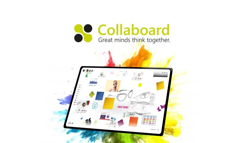 Collaboard-Online-Whiteboard