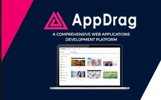AppDrag-Web-Application-Development-Platform