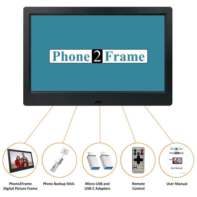 Phone2Frame Set