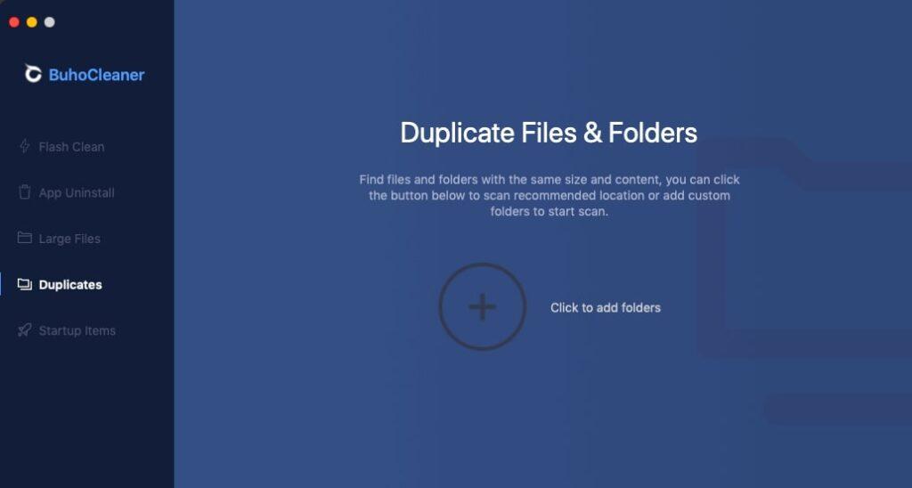 Duplicate Files & Folders