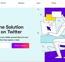 Makezu - Automate your twitter account
