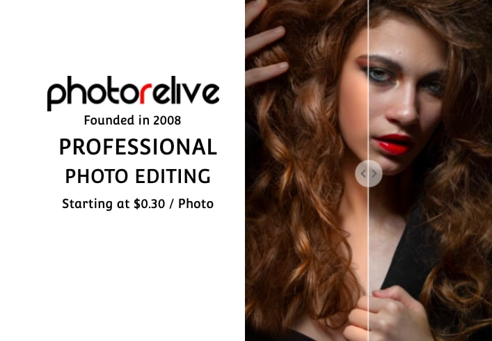 Photorelive Photo Rectouching Services