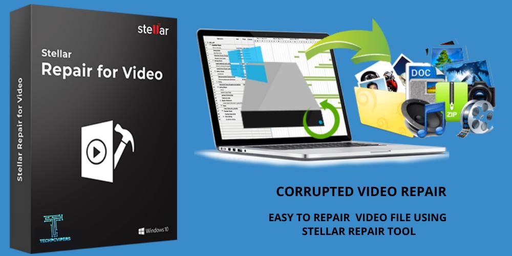 Corrupted Video File Repair