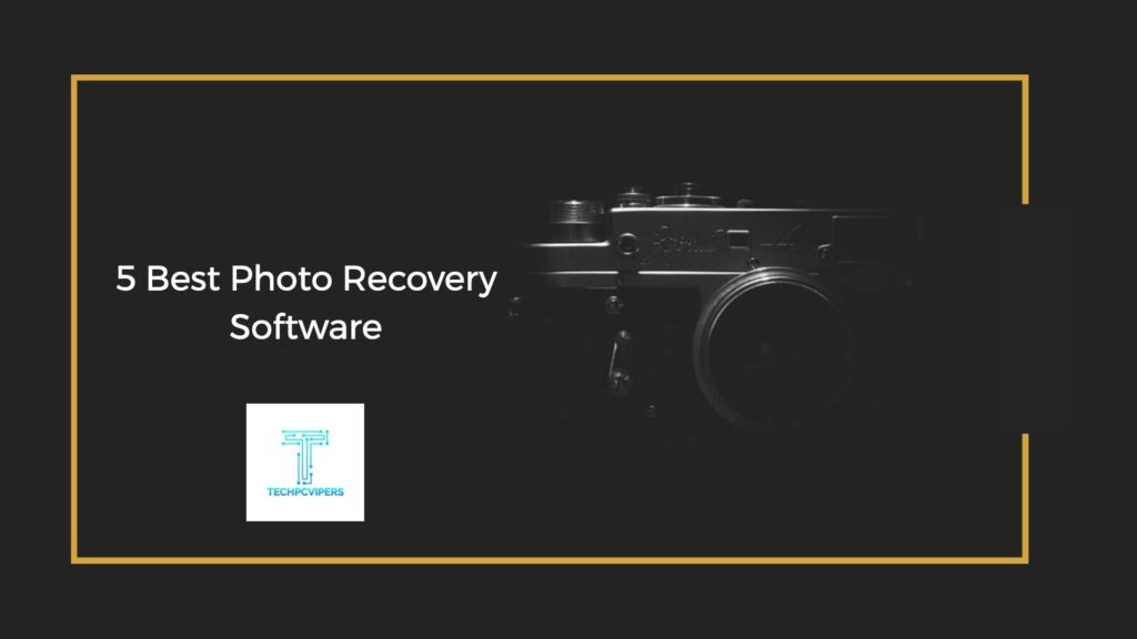 Best Photo Recovery Software