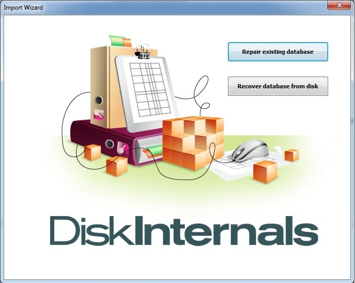 Disk Internal SQL