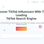 InfluenceGrid-Tiktok-Search-Engine-