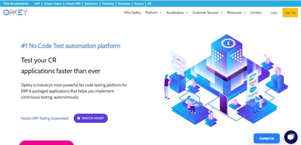 Test Automation Platform
