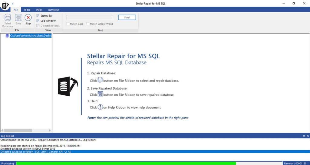 Repair-MS-SQL-Database