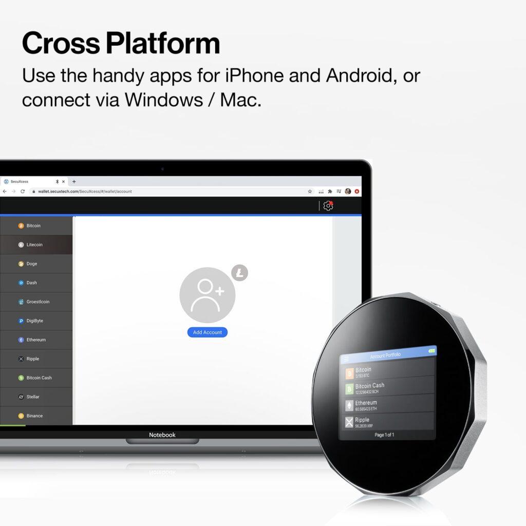 SecuX-V20_Hardware-Wallet_CrossPlatform