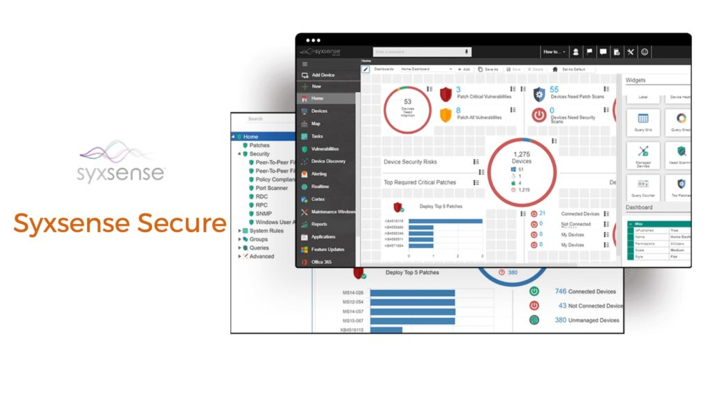 Syxsense- Cybersecurity Software