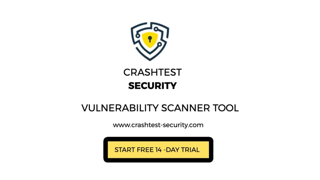 Crashtest-Security-Vulnerability-Scanner