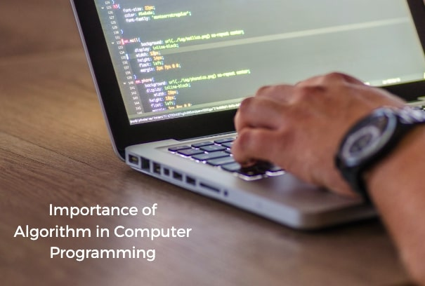 Importance of Algorithm in Computer Programming