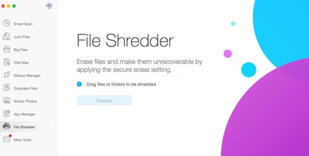 File Shredder: