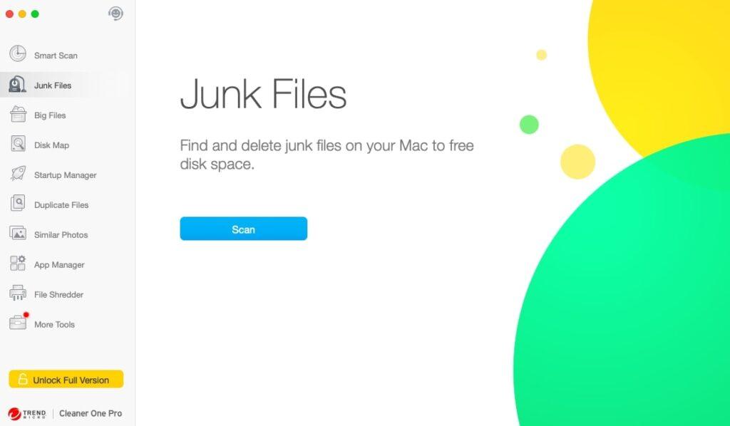 Junk File Removal: