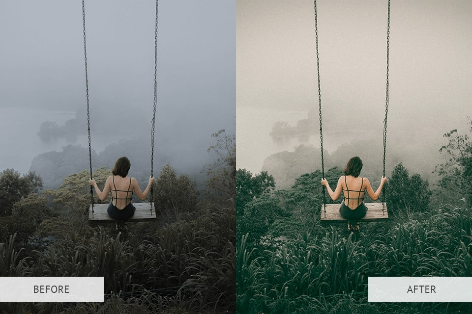 Forest Mobile Presets